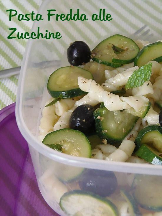 Ricetta pasta fredda con zucchine e menta-GialloZafferano.it