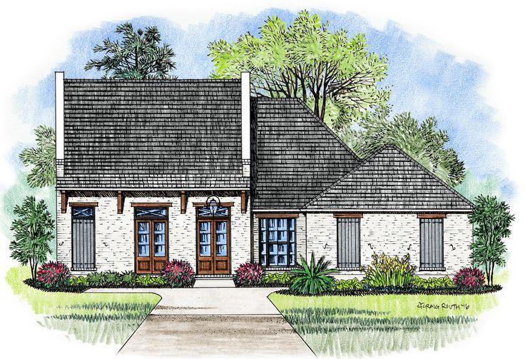17 Best Ideas About Brick House Plans On Pinterest Open