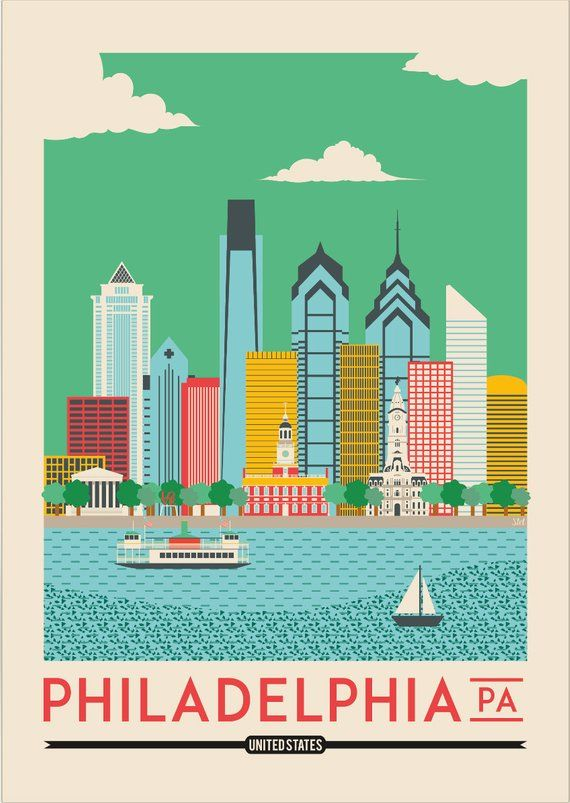 Philadelphia Print Philadelphia Poster Philadelphia Wall Etsy Philadelphia Poster Philadelphia Print Philadelphia Wall Art