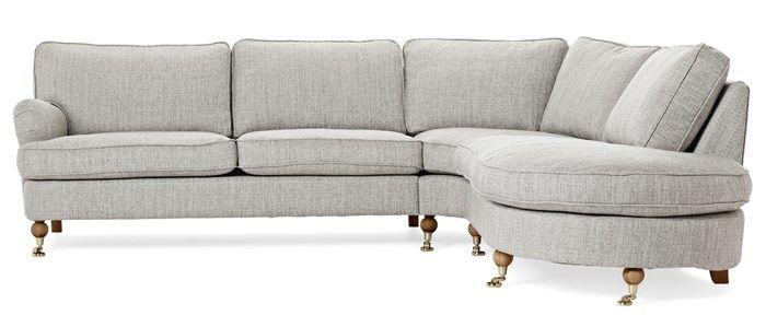 Produktbild - Watford, 2-sits soffa med divan
