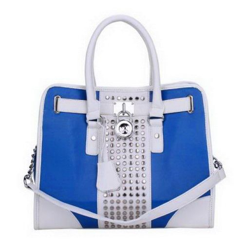 low-cost Michael Kors Hamilton Center-Stripe Studded Large Blue Totes sales online, save up to 90% off being unfaithful limited offer, no duty and free shipping.#handbags #design #totebag #fashionbag #shoppingbag #womenbag #womensfashion #luxurydesign #luxurybag #michaelkors #handbagsale #michaelkorshandbags #totebag #shoppingbag