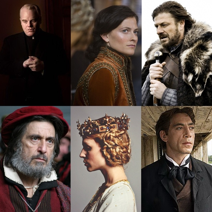 The Pardoner - Philip Seymour Hoffman  The Wife of Bath - Lara Pulver  The Knight - Sean Bean  The Manciple - Al Pacino  The Prioress - Clémence Poésy  The Summoner - Javier Bardem