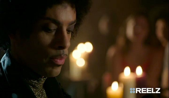 PRINCE: When Doves Cry The Prince Story, icon, genius ...slave?  reelzchannel USA channel 5 UK Prince Documentary, Biopic