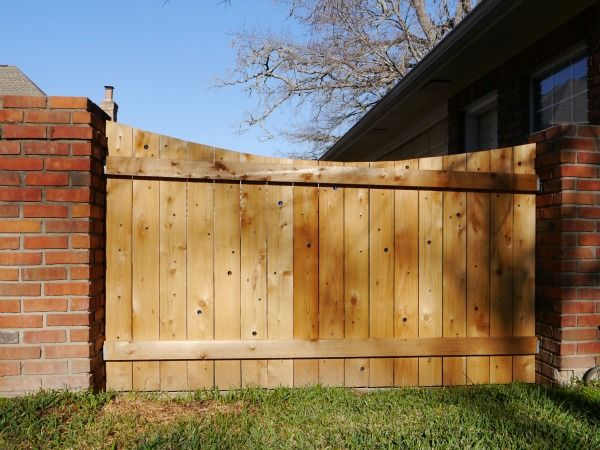 marble fence - different sized marbles, and had to have different sized drill bits. It's pretty simple, just drill a hole in your fence, and use the rubber mallet to pound in the marble. You want the marble to be snug as a bug.