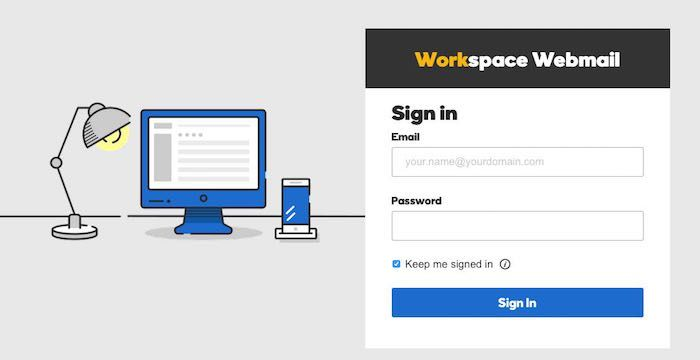 GoDaddy Workspace Login