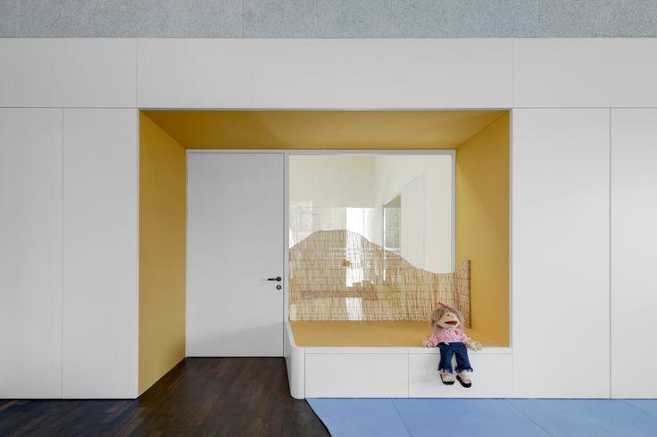 Hang zur Integration - Schule und Kindergarten in Südtirol von Pedevilla Architects