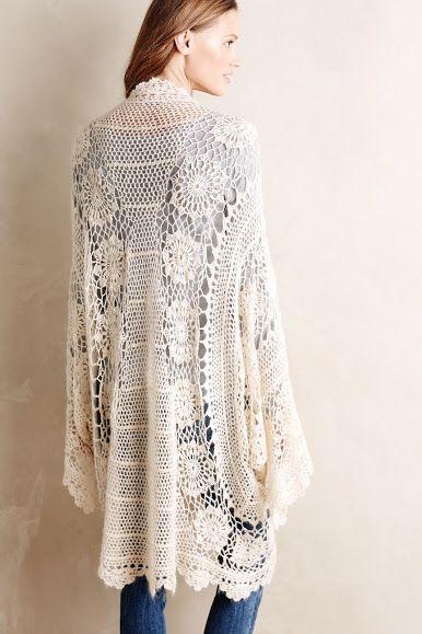Outstanding Crochet: Crochet Cardigan