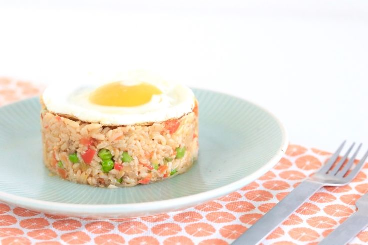 Kidsproof nasi – FOOD