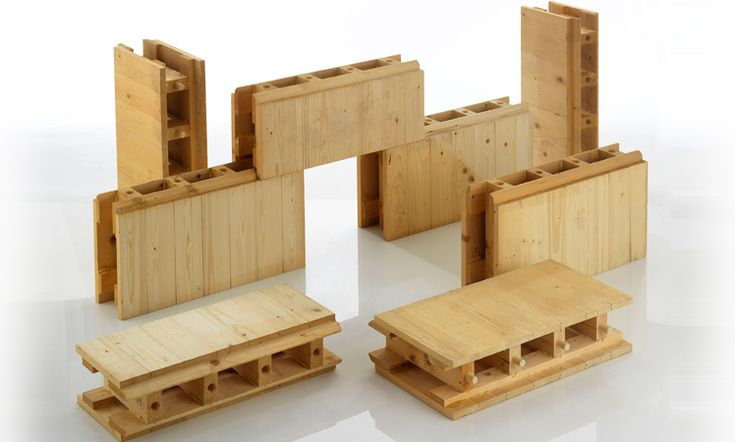 STEKO Woodblocks