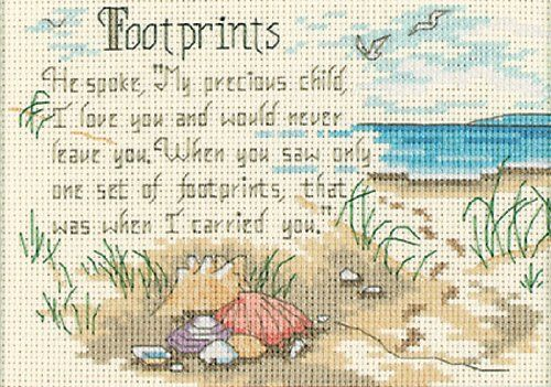 Dimensions Needlecrafts Counted Cross Stitch, He Spoke Dimensions Needlecrafts