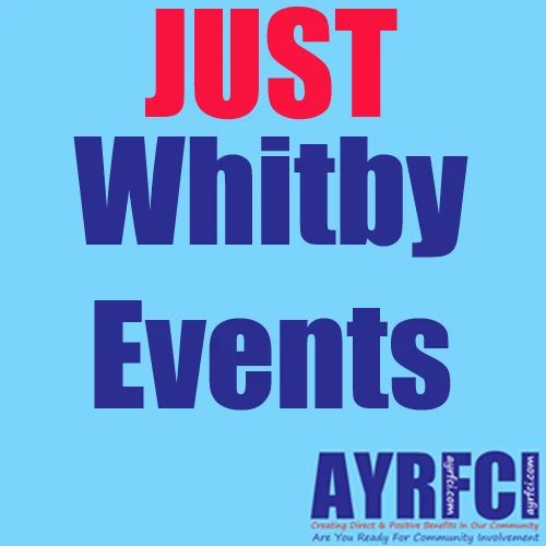 A wide range of events from Whitby #AYRFCIWhitby #Events #Whitby http://areyoureadyforci.com/WhitbyEvents.html https://www.facebook.com/AYRFCIWhitby/events