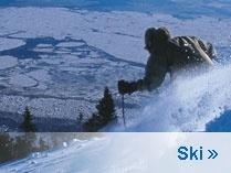 Forfaits Ski disponibles chez Hôtellerie Champêtre