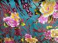 Hohe qualität hochzeit maulbeerseide elastischem satin kleidung stoff designer regenbogen drucken einteiliges kleid 100% seide stoff in produkt details aus Stoff auf AliExpress.com   Alibaba Group