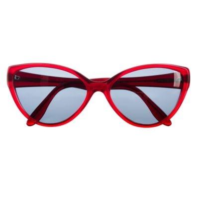 cabernet cat-eye sunglasses