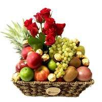 Mothers Day Gift Hamper - Fruit + Chocolate + Fresh Roses from only $109  Mothers Day Gift Ideas http://igiftfruithampers.com.au/cate…/mothers-day-gifts.html  Large selection of Mothers Day Gifts: Gift Hampers, Gift Baskets, Fruit Buckets and Gift Towers. Let Mum know just how much you are by sending her a fruit gift this Mothers Day!  #mothersday #mothersdaygifts #mothersdaygiftideas #mothersday2016 #motherdayaustralia #mothersdayideas #mothersdayhampers #motherdaybaskets
