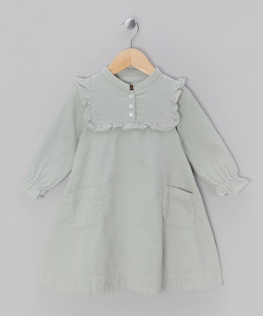 Duck Egg Blue Cord Dress - Infant & Girls by Little Duckling on #zulilyUK today!