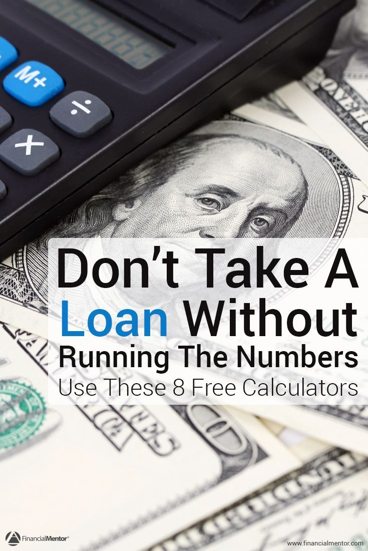 Before agreeing to a loan, whether it's a personal loan or a mortgage, you should run the numbers to make sure you're getting the best deal, otherwise you're better off shopping around. Use these free calculators to get an amortization schedule, figure out if an interest-only loan is right for you, and more.