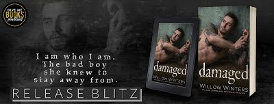 Abibliophobia Anonymous                 Book Reviews: **RELEASE BLITZ**  Damaged by Willow Winters