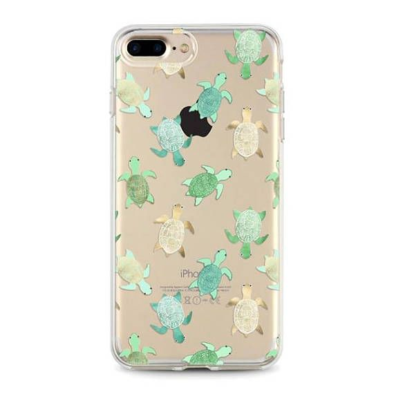 Turtles iPhone 6 case, iphone 6s case transparent clear case