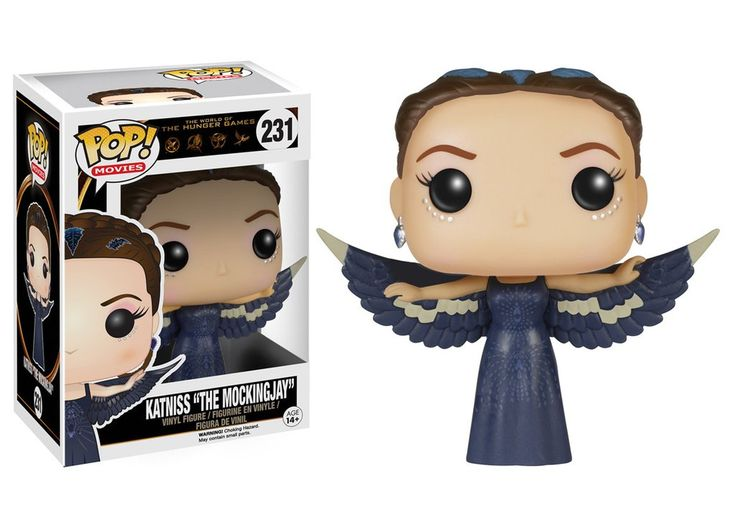 """POP! Movies: The Hunger Games - Katniss """"The Mockingjay"""""""