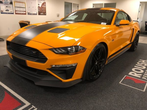 2018 Ford Mustang Gt Performance Package Level 2 At Lightning Lap