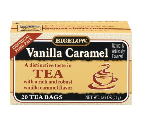 Brew this in a mug of almond milk and add Splenda for a delicious Chai  latte. Yumm.