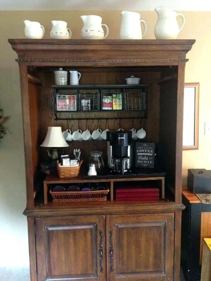 Pin By Liz Mckey On Repurposed Furniture Coffee Bar Home Home Bar Furniture Home Bar Rooms