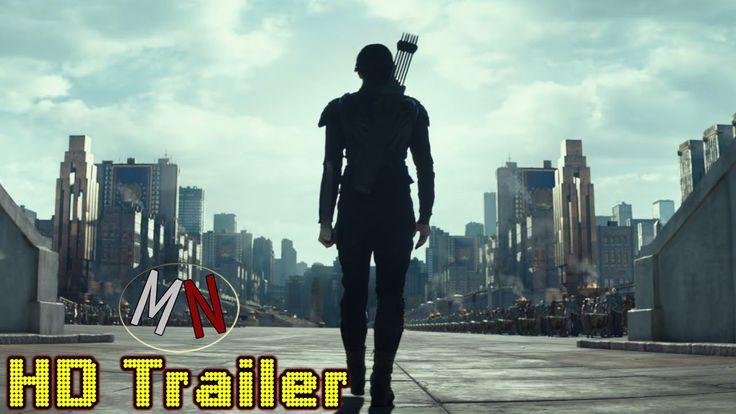 *DIE TRIBUTE VON PANEM – MOCKINGJAY TEIL 2* HD Trailer 2 German / Deutsc...