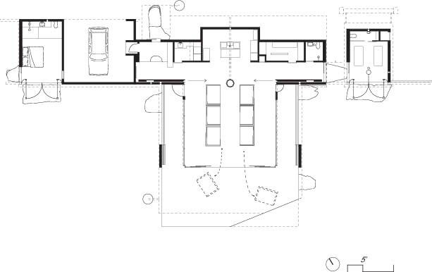 Image result for tom kundig plan