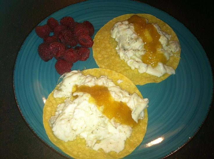 fig breakfast tacos amp fresh fruit follow this amp more with my ...