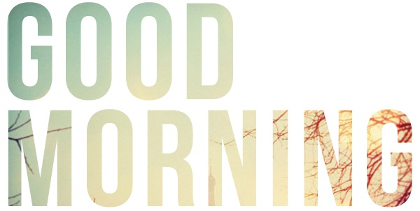 Good morning!: Photoshop Tutorial, Photo Fill, Mood Board, Photoshop 101, Good Morning, Typography Art, Mornings, How To Photo