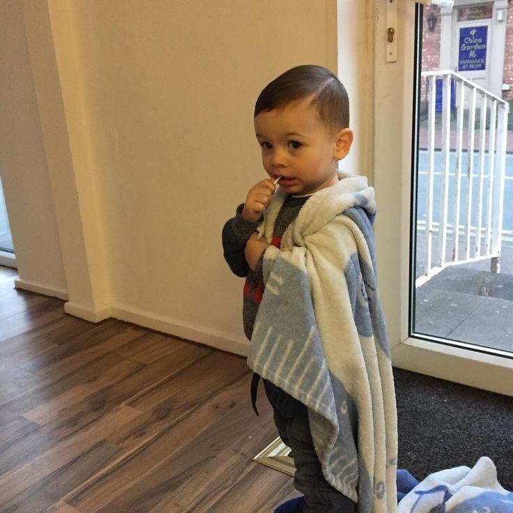 Looking dapper! My baby grandson  #dapper #haircut #boy #beatiful #lovehim #nannysboy #nannylife #nanny #nannysbaby