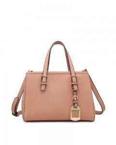 Világos rózsaszín táska 57502