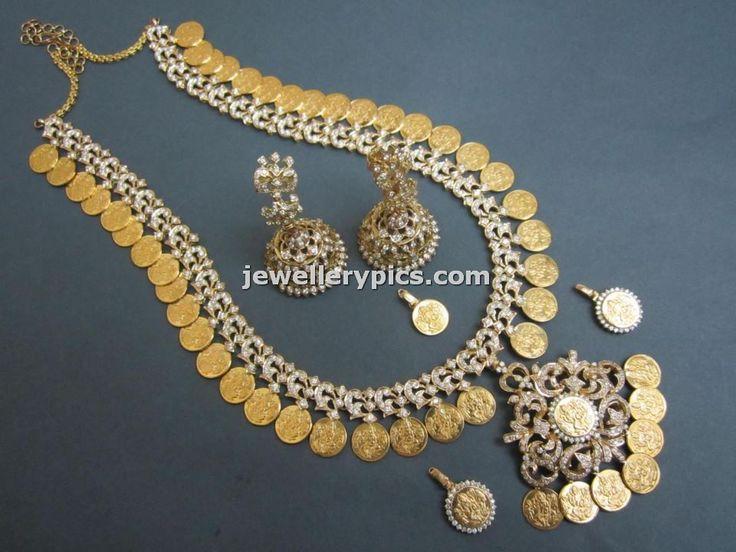 Designer Kasumala models by Tibarumal jewellers - Latest Jewellery Designs