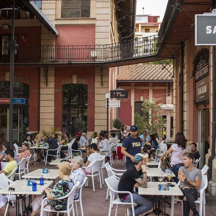 Mercado San Juan, Palma Mallorca