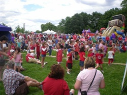 An ideal event filled with fun for kids and the whole family to enjoy on Canada Day