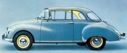 1963 Auto Union 1000S Coupe