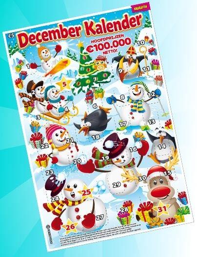 Afbeeldingsresultaat voor december kalender