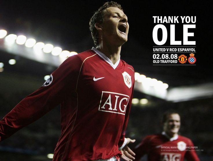 Ole Gunnar Solskjaer | Baby Faced Assassin | Manchester United ♥