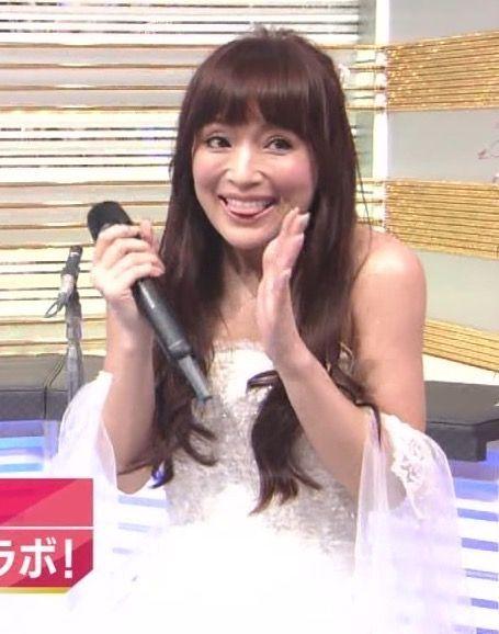 浜崎あゆみ(36)。 2015.9のMステ出演時。