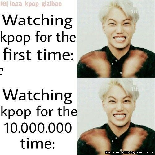 So true, the excitement never changes no matter how many times you watch it
