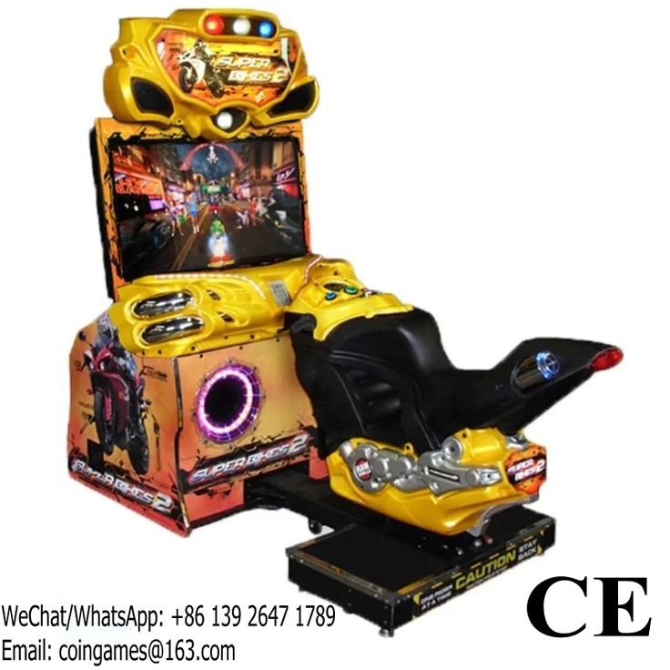 1998.00$  Buy here - http://alir2e.worldwells.pw/go.php?t=32719498842 - The Latest Amusement Equipment Coin Operated Machine Motorbike Driving Simulator Motor Bike Racing Games