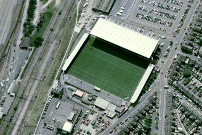 Boundary Park Stadium - Oldham FC from Football.co.uk