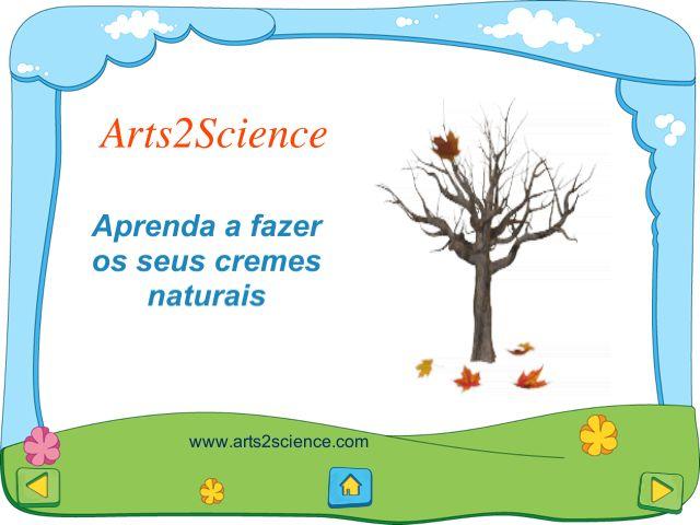 Tutorial: Como fazer cremes naturais, por Arts2Science.com http://www.slideshare.net/CarlaLouro2/como-fazer-cremes-naturais