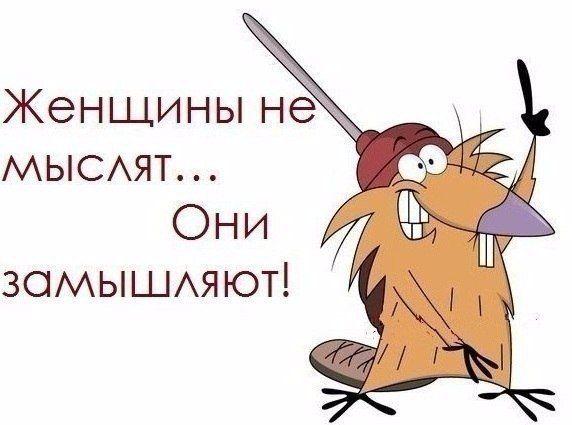 Будуар / Женский юмор