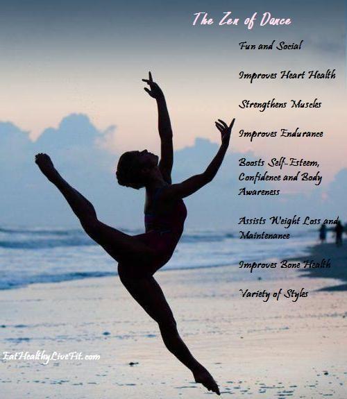 The Zen of Dance.