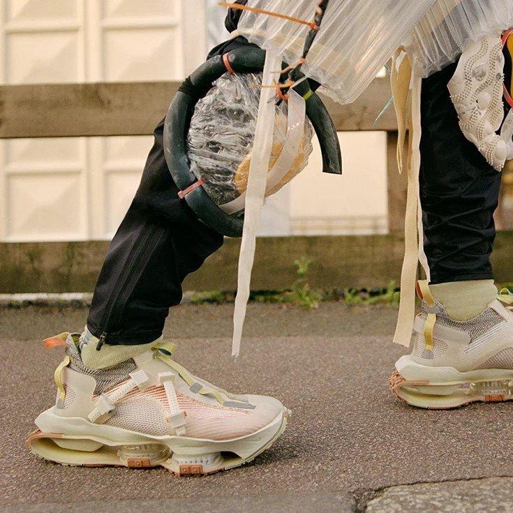 información Chapoteo Noroeste  Nike ISPA Zoom Road Warrior | Nike, Sneaker head, Sneakers