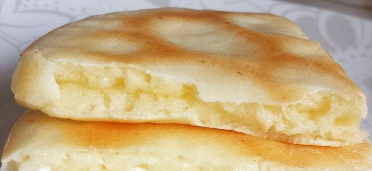 Pão de queijo de frigideira fácil