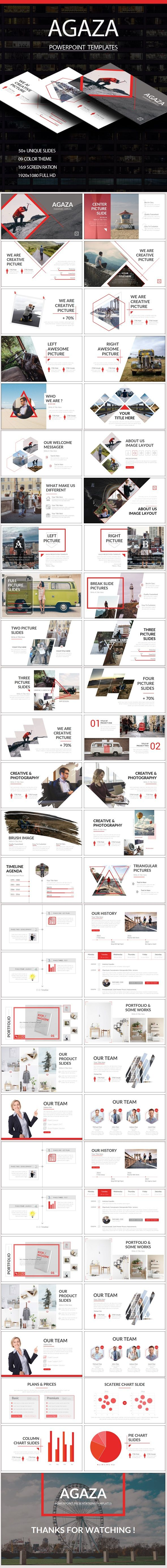 549 best powerpoint dossier images on pinterest editorial design agaza powerpoint templates toneelgroepblik Image collections