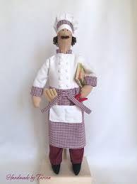 Картинки по запросу Как сшить текстильную куклу ПОВАР